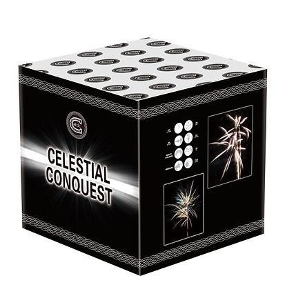 Celtic Fireworks Celestial Conquest