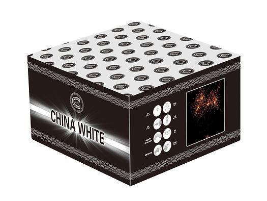 Celtic Fireworks China White