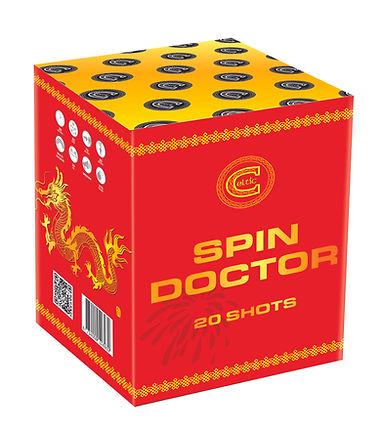 Celtic Fireworks Spin Doctor