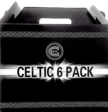 Celtic Fireworks Celtic 6 Pack