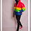 Thumbnail: Primary Color Puffer Coat