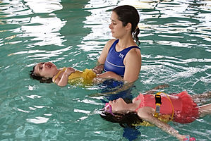 Semi Private Lesson with Aquatic Stars