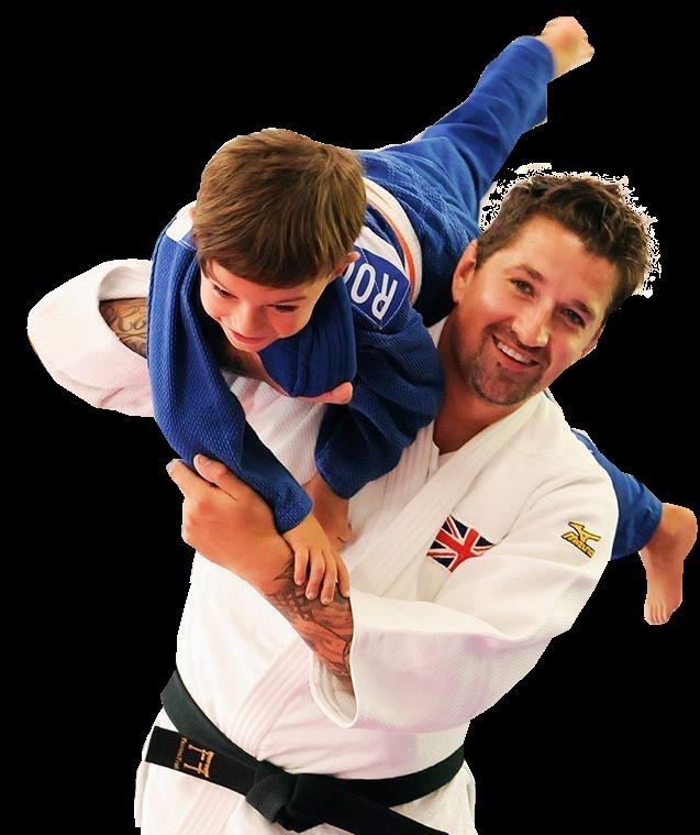 Saturday Combined Class, Judo & JuJutsu