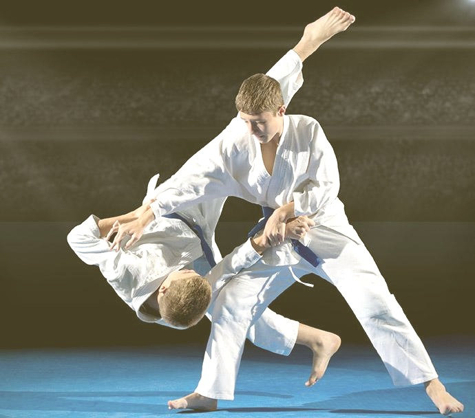 Youth/Adult Judo & JuJutsu