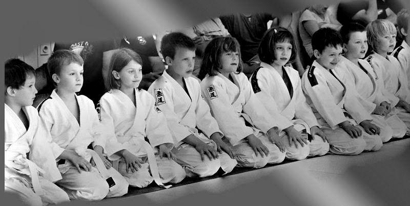 1 FREE Class-Kids Judo