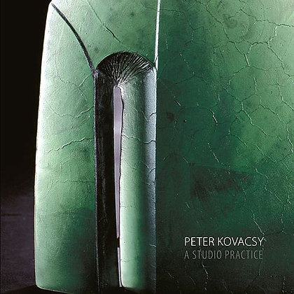Peter Kovacsy A Studio Practice - Book