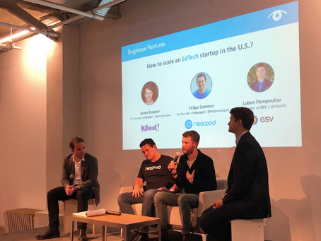 """Key takeaways - """"How To Scale An EdTech Startup In The U.S.?"""""""