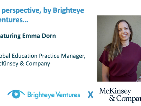 In Perspective: An Interview with McKinsey's Emma Dorn