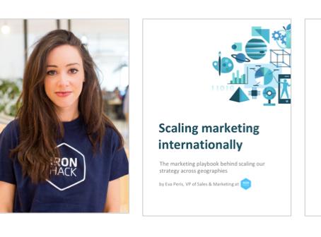 EdTech Marketing Guide #3: Scaling marketing internationally - Eva Peris, VP of Sales & Marketing
