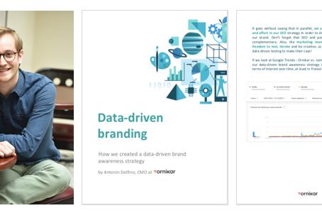 EdTech Marketing Guide #2: Data-driven branding - Antonin Delfino, CMO at Ornikar