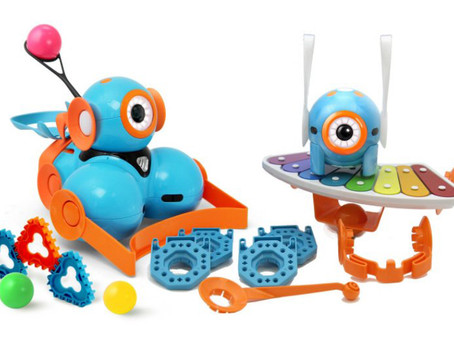 Shopping for Smart Toys as an Investor