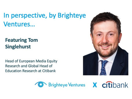 In Perspective: An Interview with Citi's Tom Singlehurst