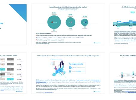 EdTech funding in Europe 2014-2018 Report