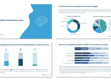 EdTech COVID-19 Sentiment Survey