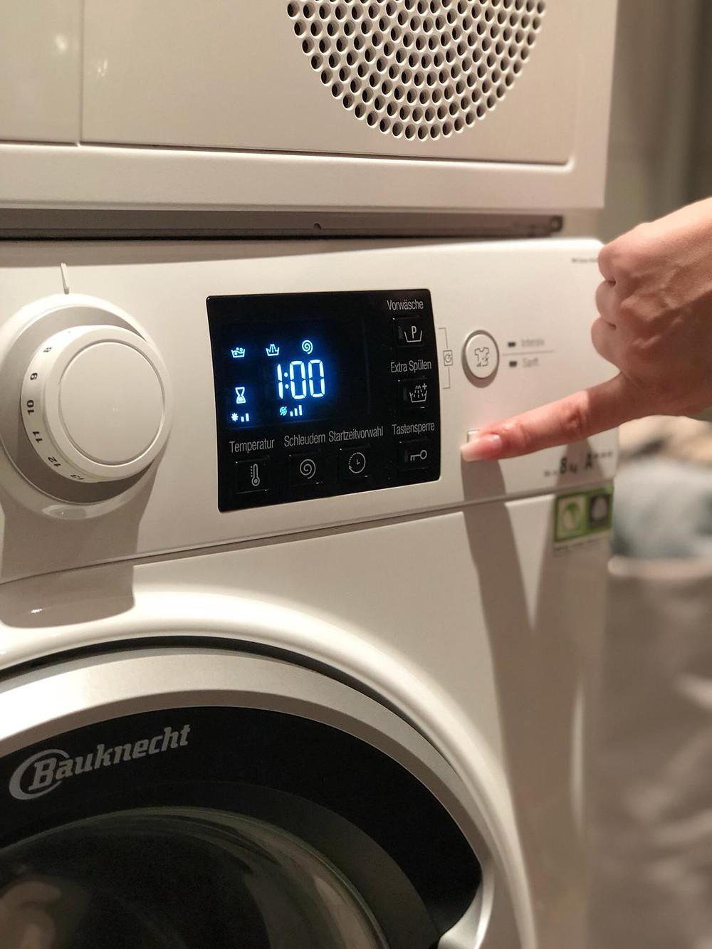 Hausarbeit, Waschmaschine Berlincityfam - Familienblog, Mamablog, Papablog Berlin