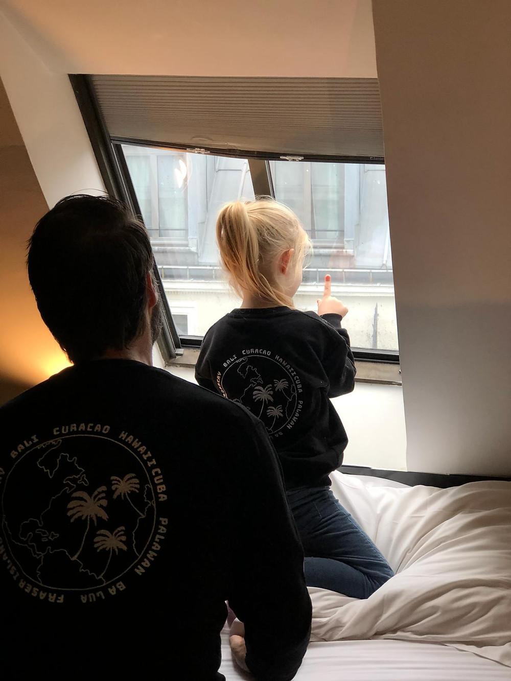 Papa und Tochter, Paris Berlincityfam - Familienblog, Mamablog, Papablog Berlin