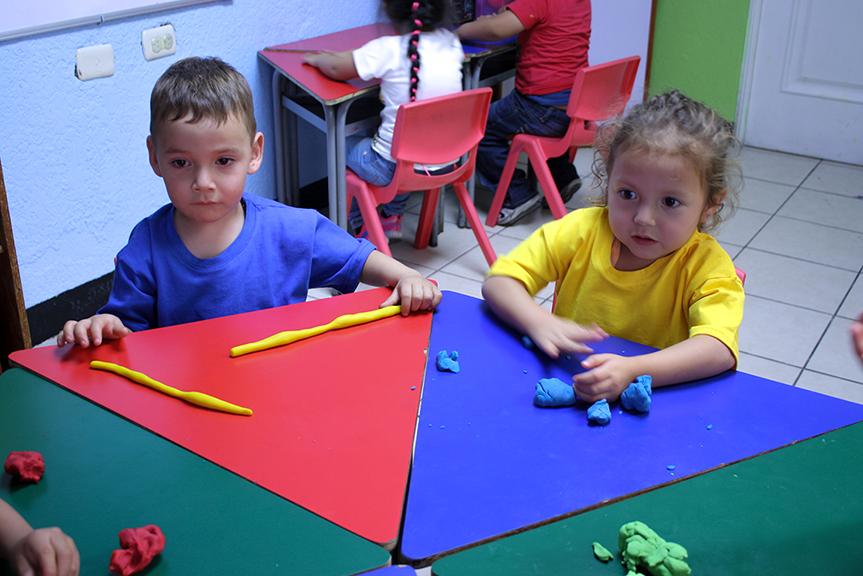 Aprestamiento para niños en edad pre-escolar