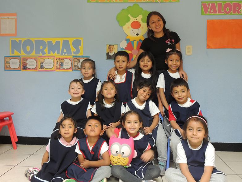 Nuestra Sagrada Familia Niños del Centro