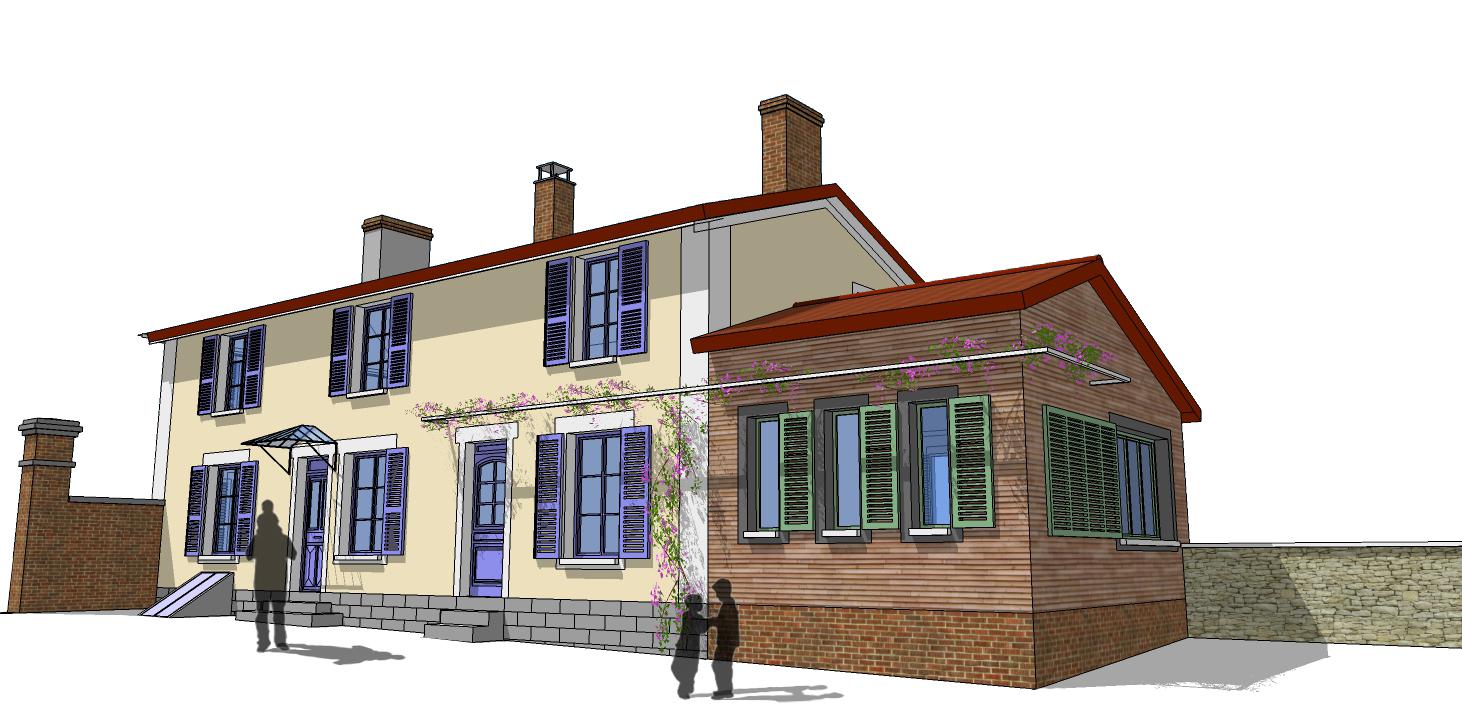 Rénovation - Extension d'une Maison