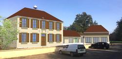 Salle socio culturelle