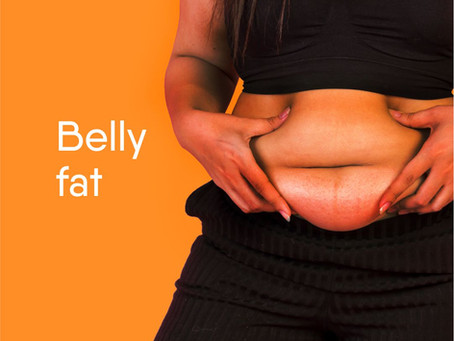 Why is that belly fat not going away?