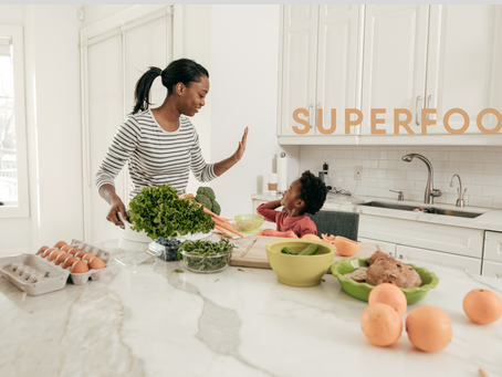 Did you know you can treat your body well with superfoods?