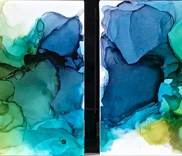 Existence pt I and II (SOLD)
