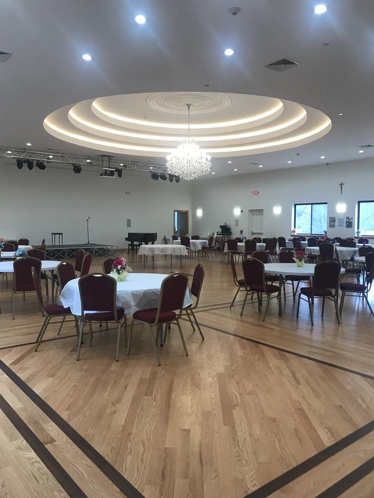 RYC main hall