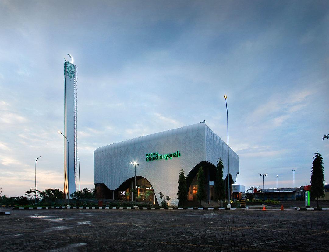 masjid mandiri syariah