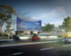 BCA facade KCP gedung