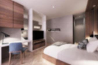 modern bedroom edy jambi
