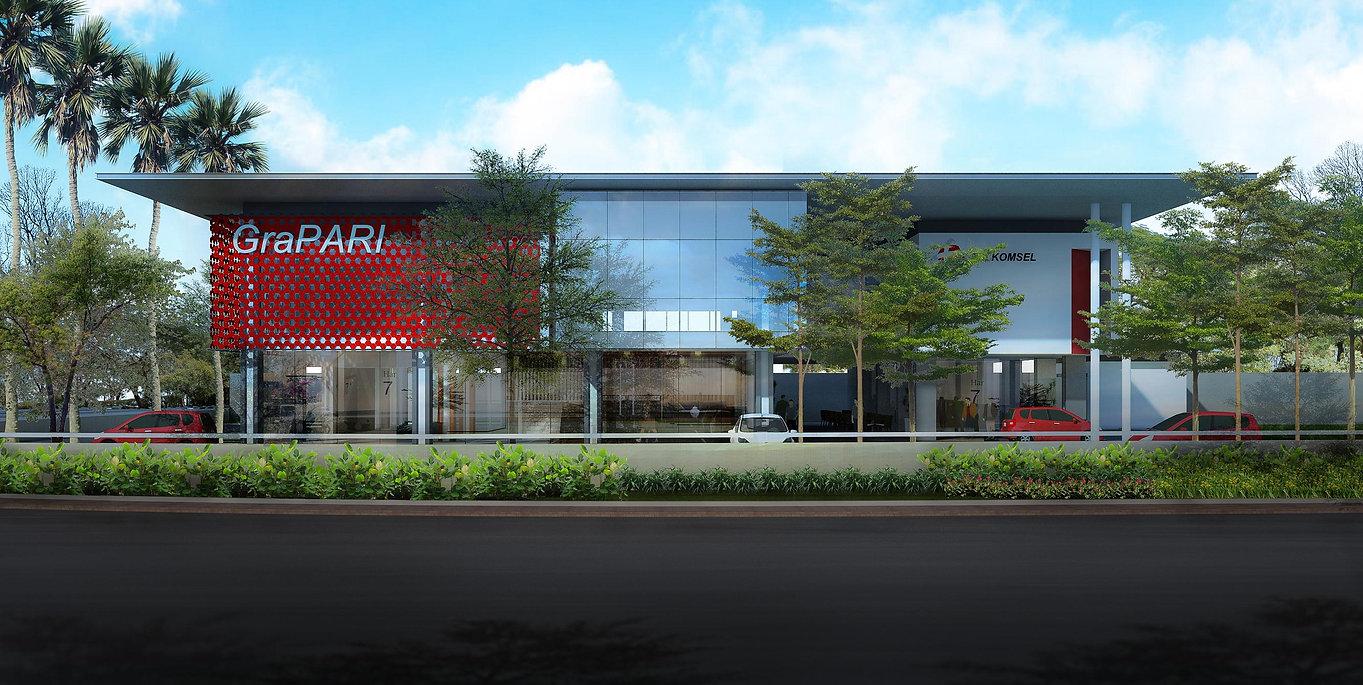 Grapari Bengkulu CND-Architect