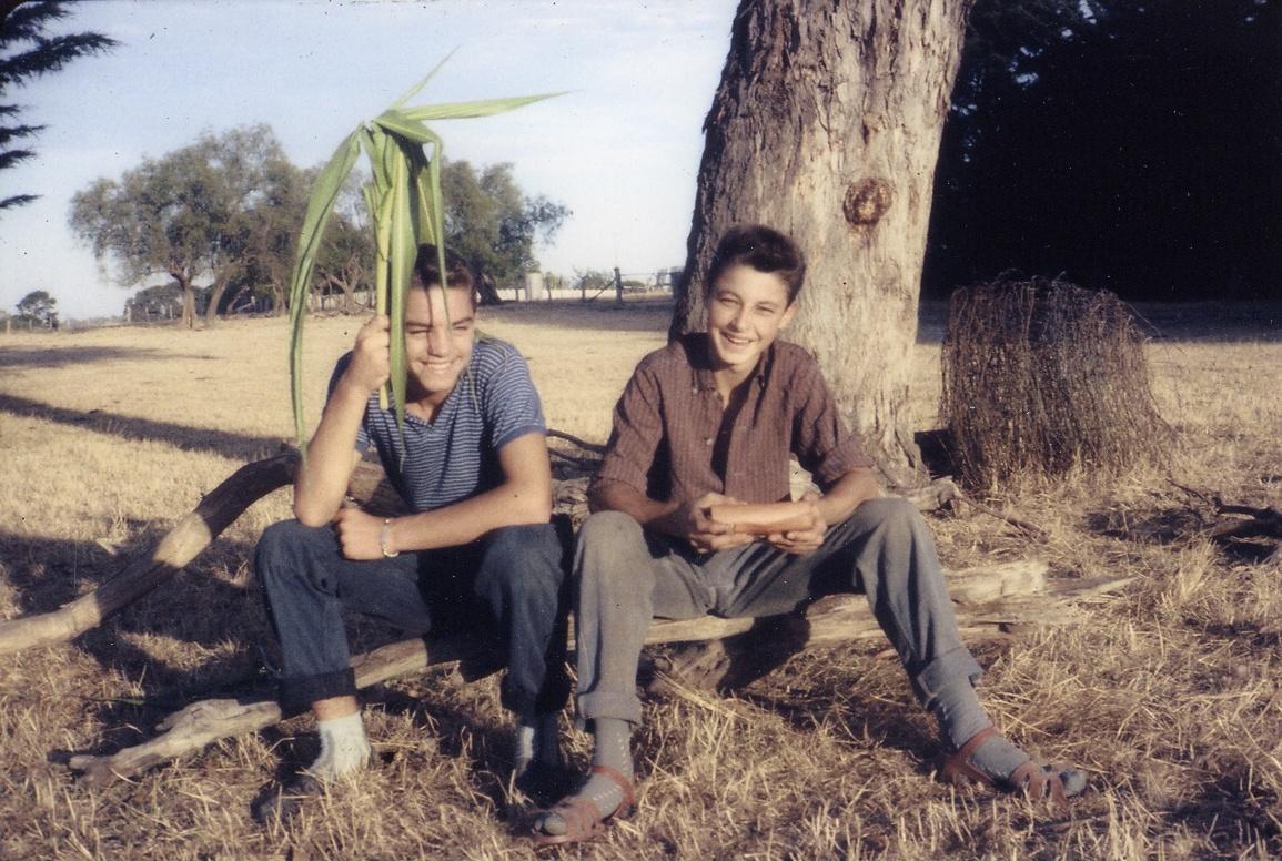 1961 John & Peter Brock