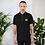 Thumbnail: Chevron Signature Embroidered Polo Shirt