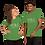 Thumbnail: Unisex We all start somewhere Short-Sleeve T-Shirt Wh