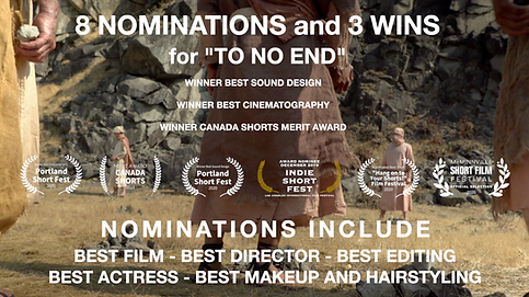 TO NO END AWARDS and NOMINATIONS 1.png