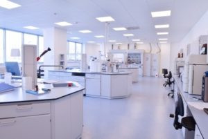 Professional Lab Cleaning
