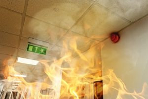 What To Do For Commercial Fire Damage