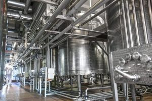 Importance of Cleaning Manufacturing Facilities