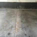 Small garage grinding and polishing