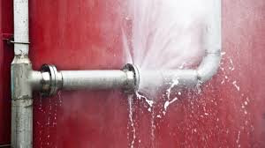 Tips for When a Water Pipe Bursts