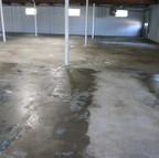 Big floor, making headway