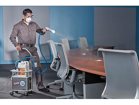 Prevent Spreading of Cold and Flu With Commercial Cleaning