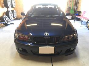 DUAL pro 施工事例 BMW 320i
