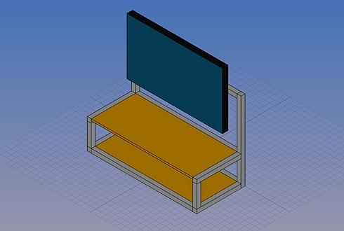 鉄楽工房 3Dデザイン