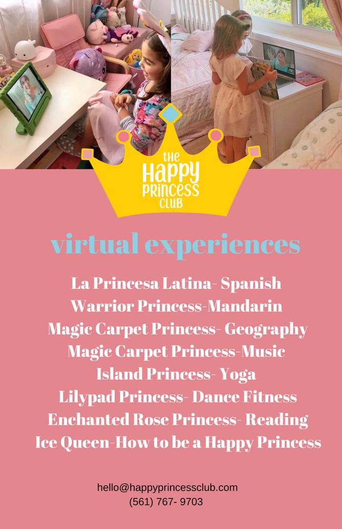 Introducing: The Happy Princess Club