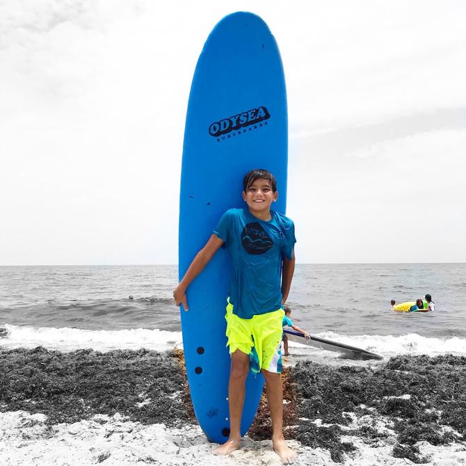 MakingWaves One Surfer At aTime!!