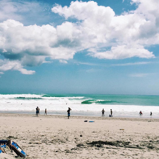 Amazing Waves in Delray Beach After Hurricane Irma