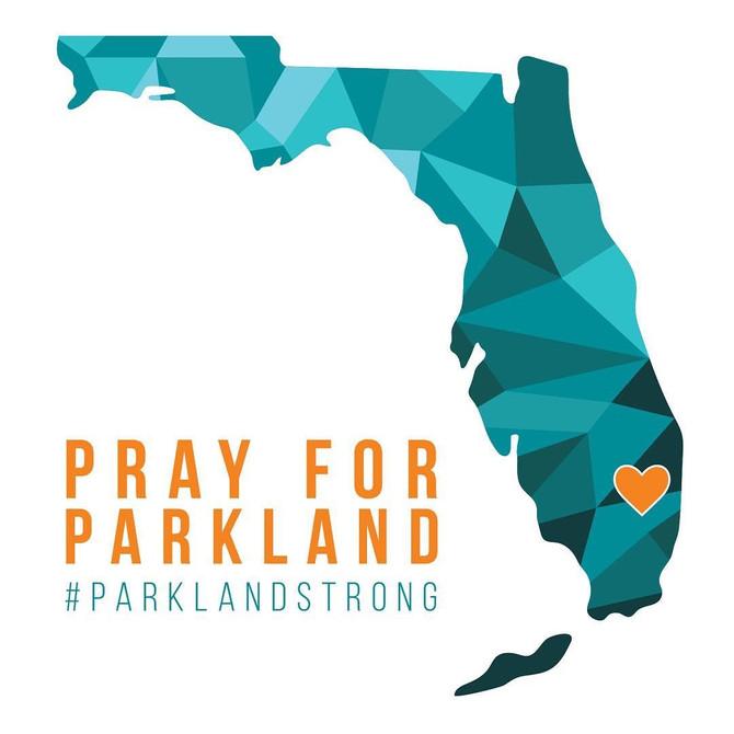 Pray For Parkland!#parklandstrong