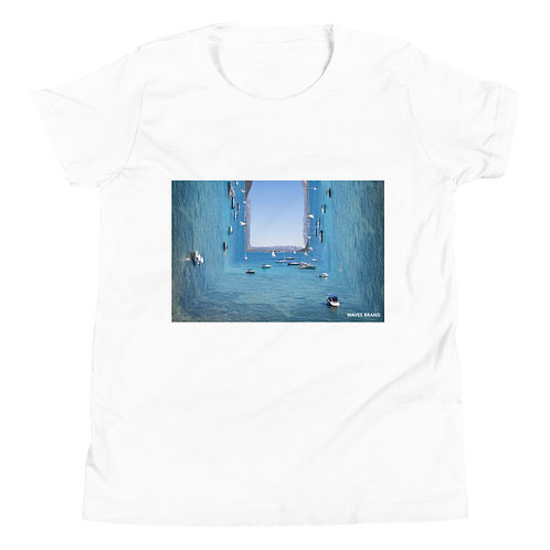 Ocean Squared Youth Short Sleeve T-Shirt